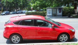Focus on That Ford Focus by Urceola