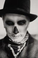 Skull Face by PlaceInTheDirt