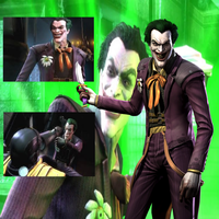 Injustice The Joker by BatNight768