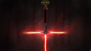 Star Wars: The Force Awakens New Lightsaber by spiritdsgn