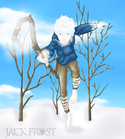 Jack Frost by midnightsquirrel