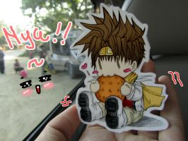 SaiYuKi-Yummy by cat-in-the-junk