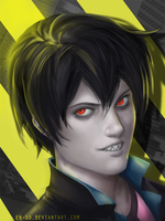 Blood Lad Staz by En-so