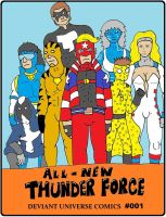 All-New Thunder Force by backerman