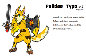 Felidae Type Profile by KirinWorks