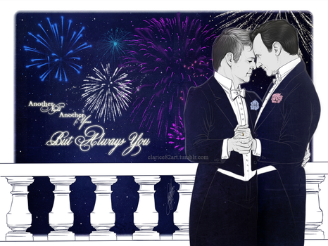 Mystrade ~ But Always You by RedPassion