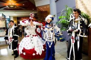 Trinity Blood by EminenceRain
