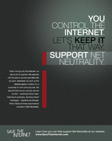 Net Neutrality Ad 2-2 by JustMarDesign