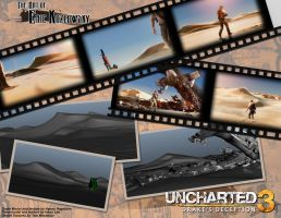 Uncharted 3 Reveal Trailer by vonkoz