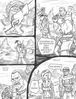 Borderlands Comic by Karmenta