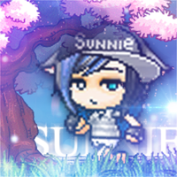 Gift : Sunnie by kingsando