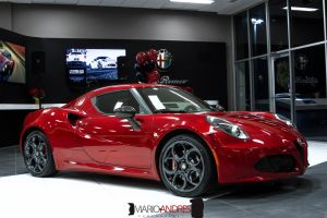 Alpha Romeo 4C by NoBoringPhotos