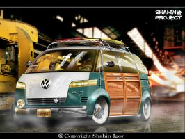 VW T-BUS by tuninger