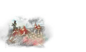 Final Fantasy XIII wallpapers by Rukiii