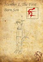 Black Zodiac: The First Born.. by TheGoldenCrowbar