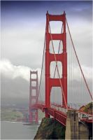 Golden Gate by bluesman219
