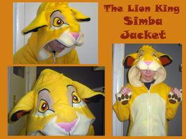 Simba Jacket by methuselah-alchemist