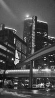 renaissance center by poeticwriter007
