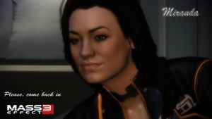Miranda in ME3 by Cain69