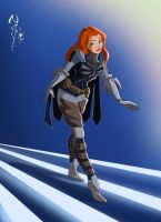 The Knightress by Nippy13