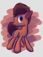 Dr. Whooves Doodle by Mister-Markers