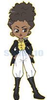 Janelle Monae by kashewbeans