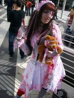 GuroLoli in Romics 2009 by EleSorriso