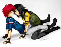 Frerard by Eilyn-Chan