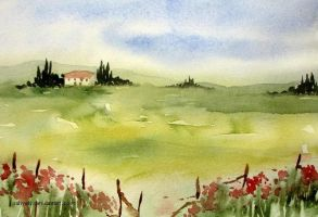 A little Cottage by sahyeh