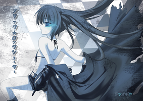 Black Rock Shooter by MistaYoH