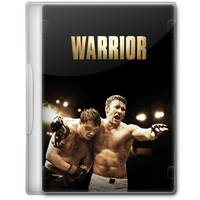 Warrior (2011) Movie DVD Icon by A-Jaded-Smithy