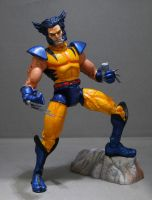 Jim Lee Wolverine 1 by Shinobitron