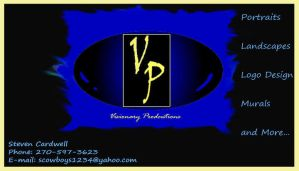Visionary Productions Businesscard by scowboys1234