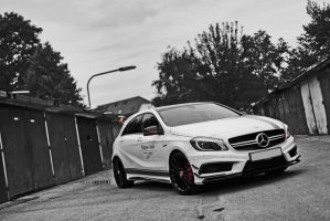 A45 AMG_03 by hellpics