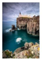 Neist point by SebastianKraus