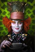 I present 2 u, The Mad Hatter by katakagirl1
