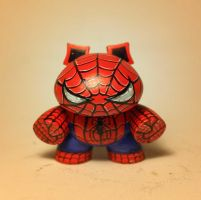 spiderpig by JasonJacenko
