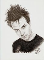Mark Hoppus4 by SusHi182