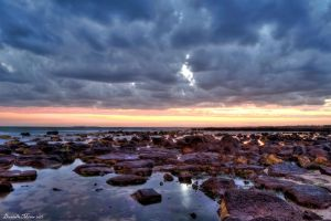 Altona Beach HDR by DanielleMiner
