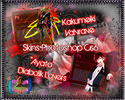 Skins Photoshop Cs6 by Maryx23KaguraSan