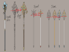 Sketchy Staff Adopts - CLOSED by EMReven