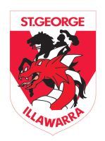 St George Illawarra Dragons Logo - Revamp by ShadnicFusion