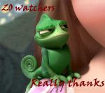 Thanks for watching by JOSGUI