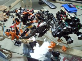 Zoids - Pieces of my Childhood by Neeko96
