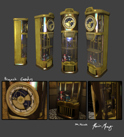 Project Exodus Clock by KevinMassey