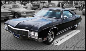 1970 Buick Riviera Coupe by compaan-art