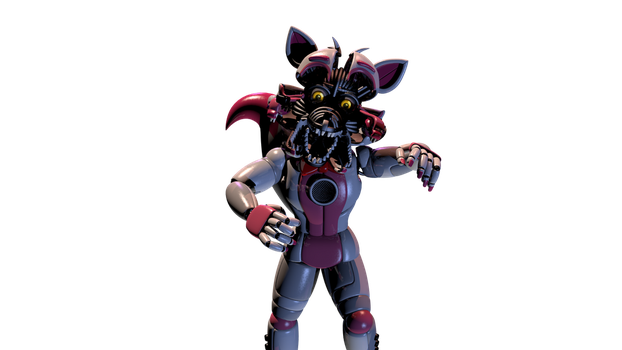 A Funtime Approaches - Model by SupSorgi by Bottz3