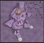 Shockwave singing by GoreChick