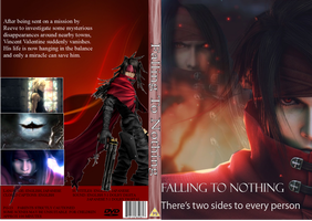 Falling To Nothing DVD Cover by DragonprotectorRyuu