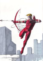 Roy Harper Colour by MDMacKay